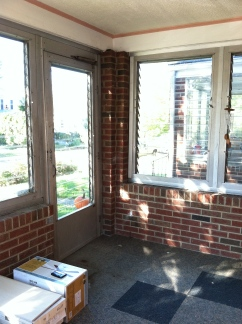 more new windows will be here as well as a new front door