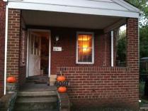 bye bye old porch