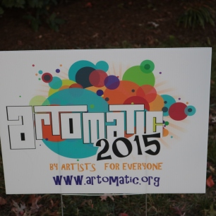 Welcome to Artomatic 2015