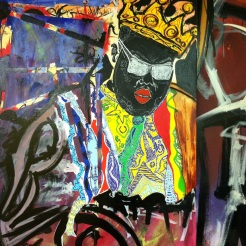 Notoriously..all over artomatic